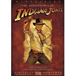 Indiana Jones Trilogy 2007 [DVD]